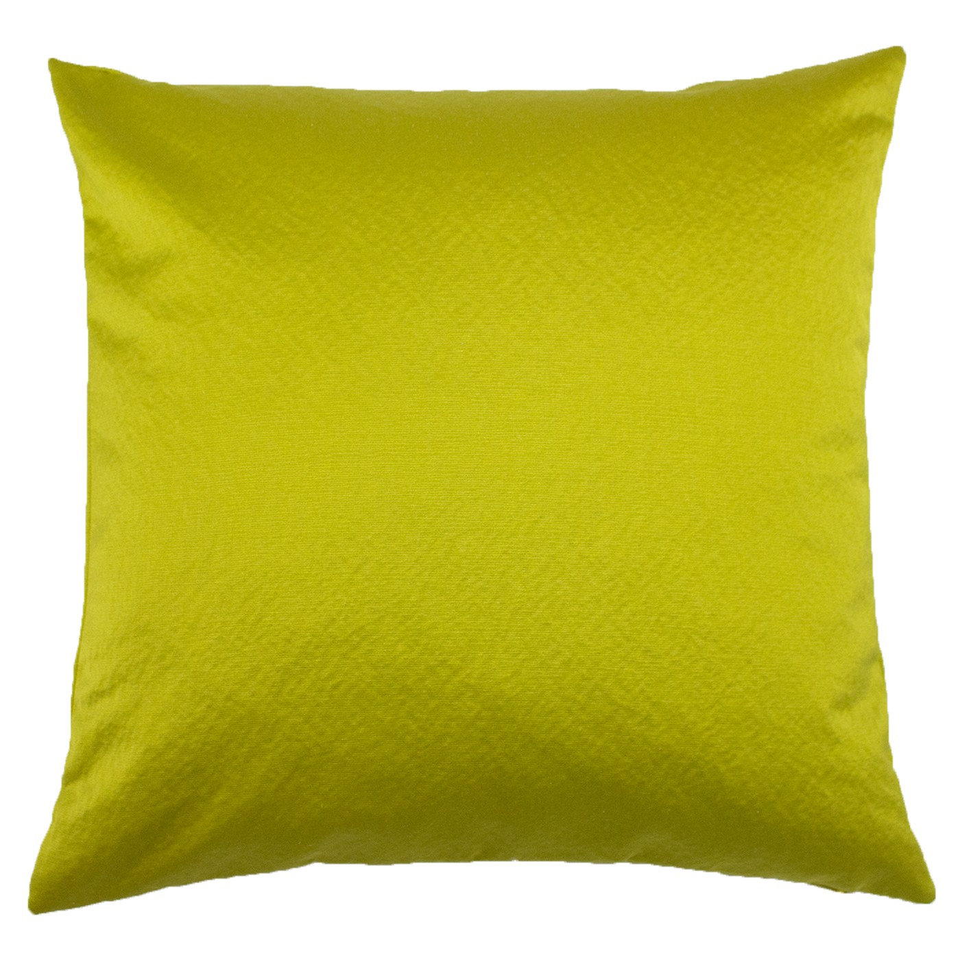 Picture of: Palermo Citrine Lime Cushion Cushion 45x45cms