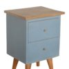 The Sofa Throw Company Duck Egg Solid Wood Chest of Drawers